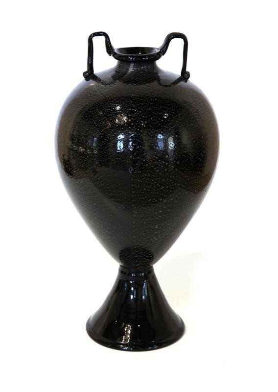 Nason, Vaso nero, Murano, 1931-1934