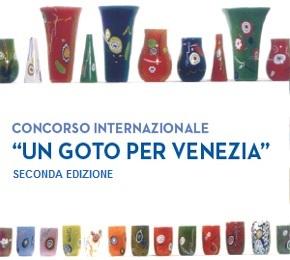 Concorso Internazionale Un Goto per Venezia 2015