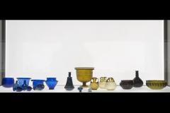 Vetrine espositive Sala 1 , Museo del Vetro