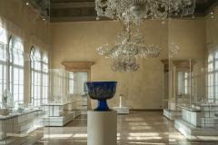 Salone al primo piano, Museo del Vetro