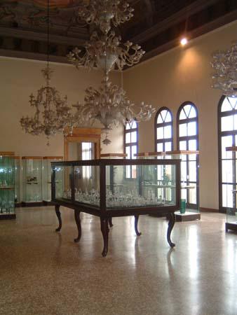 Museo Del Vetro Murano.Museum Museo Del Vetro