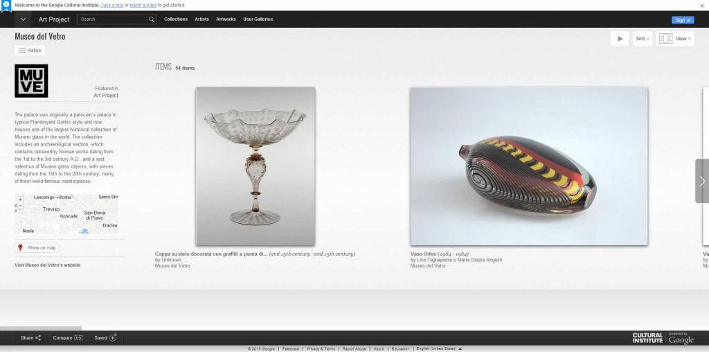 Google Art Project - Museo del Vetro di Murano