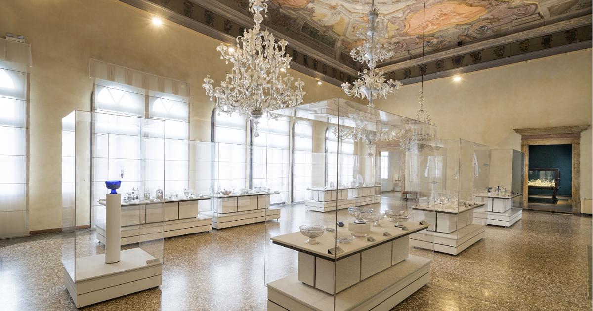 Museo Del Vetro Murano.Museo Del Vetro Murano Venezia Sito Ufficiale